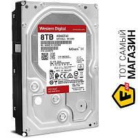 """Western Digital SATA 8TB (WD80EFAX) WD Red 3.5"""" SATA III (6.0 Гб/с)"""