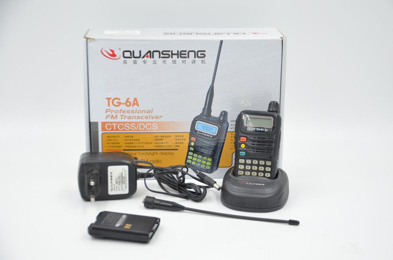 Радиостанция Quansheng TG-6A