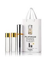 """Подарочный набор духи с феромонами """"Chanel Platinum Egoiste"""""""