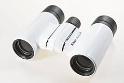 Бинокль Nikon Aculon T01 8x21 белый (компактный)
