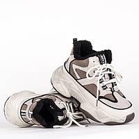 Зимние женские кроссовки Loris Bottega 147106 36 23 см, фото 1