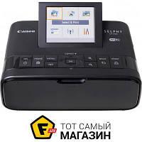 Принтер портативный Selphy CP-1300 Black (2234C011) a6 (10.5 x 14.8 см) - термосублимационная цветная печать