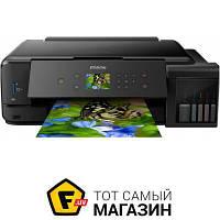 Мфу стационарный L7180 Wi-Fi (C11CG16404) a3 (29.7 x 42 см) для малого офиса - струйная печать (цветная)