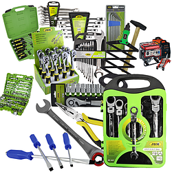 Наборы инструментов и оборудование