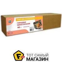 Бумага WWM 610мм x 30м (G180R.6.30) 610 мм — фотобумага для плоттера 180