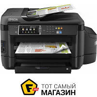 Мфу L1455 Wi-Fi (C11CF49403) a3 (29.7 x 42 см) для малого офиса - струйная печать (цветная)