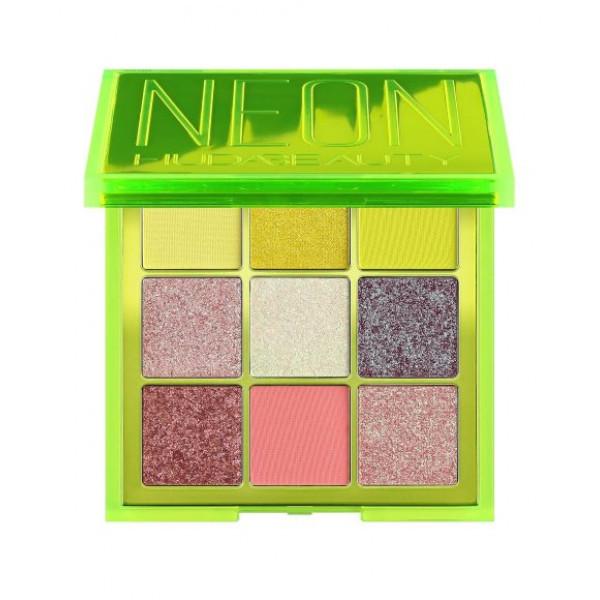Палетка теней Huda Beauty Obsessions Palette Neon Green