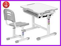 Комплект Evo-kids стул+стол Evo-06 Grey, фото 1