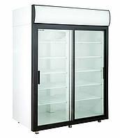 Холодильный шкаф POLAIR DM114Sd-S  2.0, фото 1