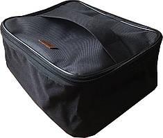 Косметичка со съемными перегородками K016 Organize черный - 176204