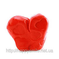 Handgum (Хендгам) Алый 50г, жвачка для рук, антистресс, подарок на 8 марта