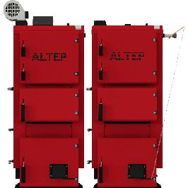 Твердотопливный котел Альтеп DUO PLUS/DUO (КТ-2E) 17-120 кВт