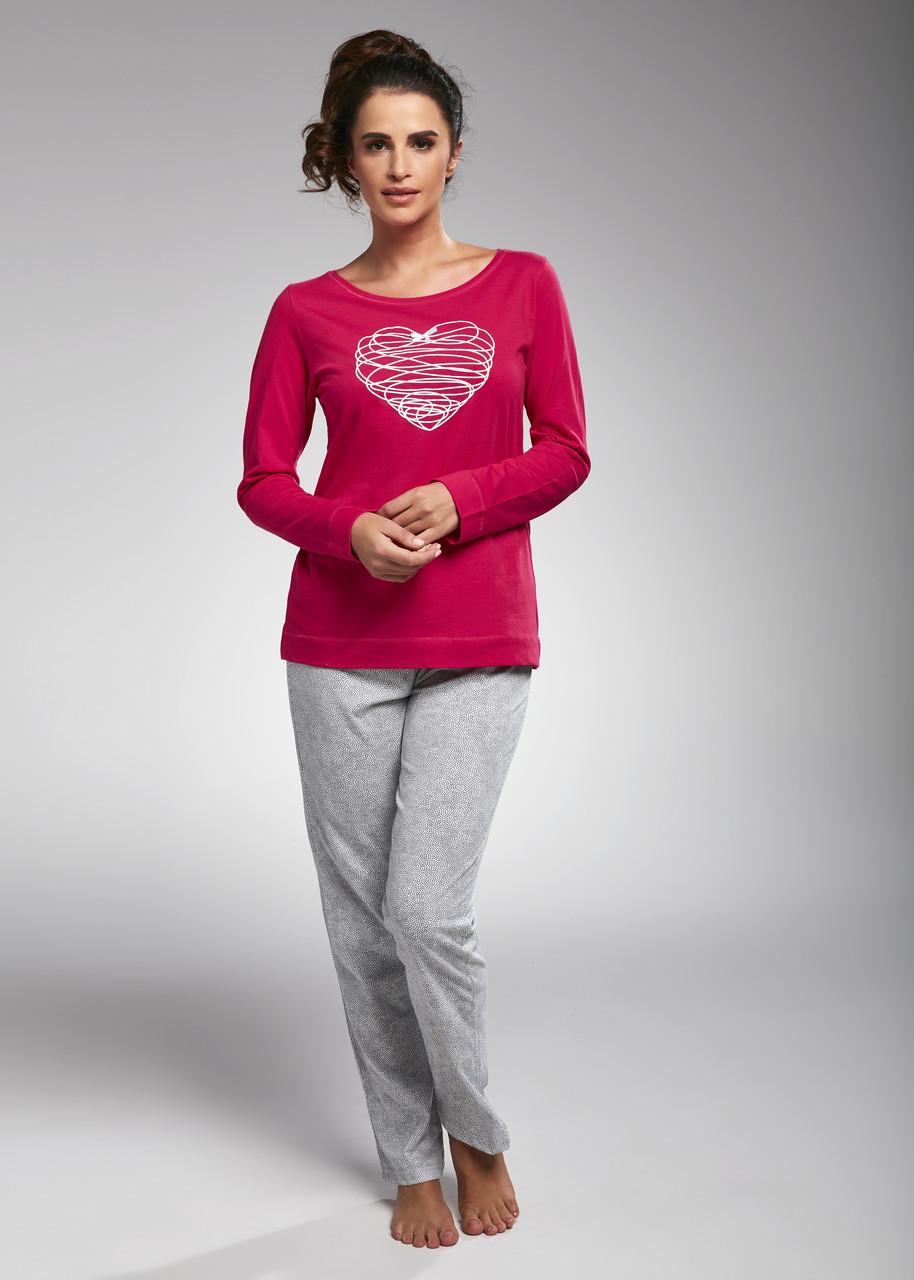 Женская пижама.Польша. CORNETTE 655/167 HEART