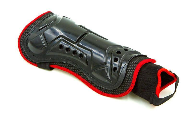 Щитки футбольные с защитой лодыжки FB-0865