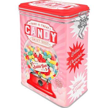 Коробка для хранения с фиксатором Nostalgic-Art Candy (31106)