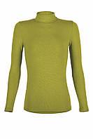 Гольф детский KIFA ГД/23 Шерсть Wool Comfort зеленый