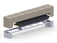 Конвектор напольный Stone-FRH-1000 White + Ventana (516) Square Carrera