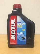 Масло MOTUL INBOARD TECH 4T 15W-50 2л (101741)