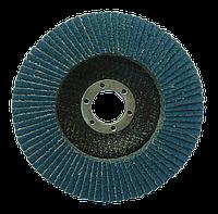 Круг пелюстковий ZA для КШМ Ø125 мм P60, фото 1