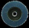Круг пелюстковий ZA для КШМ Ø125 мм P100