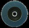 Круг пелюстковий ZA для КШМ Ø125 мм P120