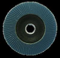 Круг пелюстковий ZA для КШМ Ø125 мм P120, фото 1
