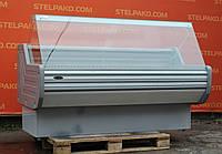 Холодильная витрина гастрономическая «Технохолод Кентукки» 1.8 м. (Украина), LED - подсветка, Б/у