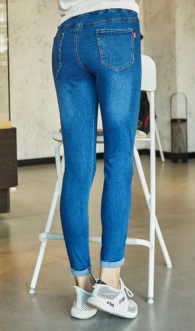 Молодёжные современные джинсы, фото 2