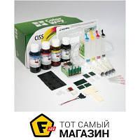 Colorway Epson XP313/323/413/423 battery + чернила 4х100мл V2 (XP413CC-4.1B) система непрерывной подачи чернил (снпч) для expression home xp: 103,