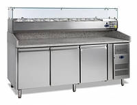 Стол холодильный для пиццы Tefcold PT1300