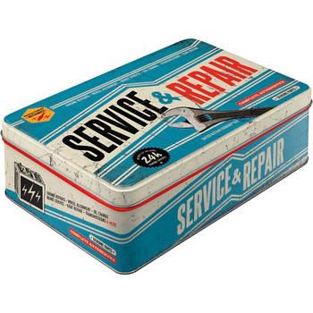 Коробка для хранения Nostalgic-Art Service & Repair (30715)