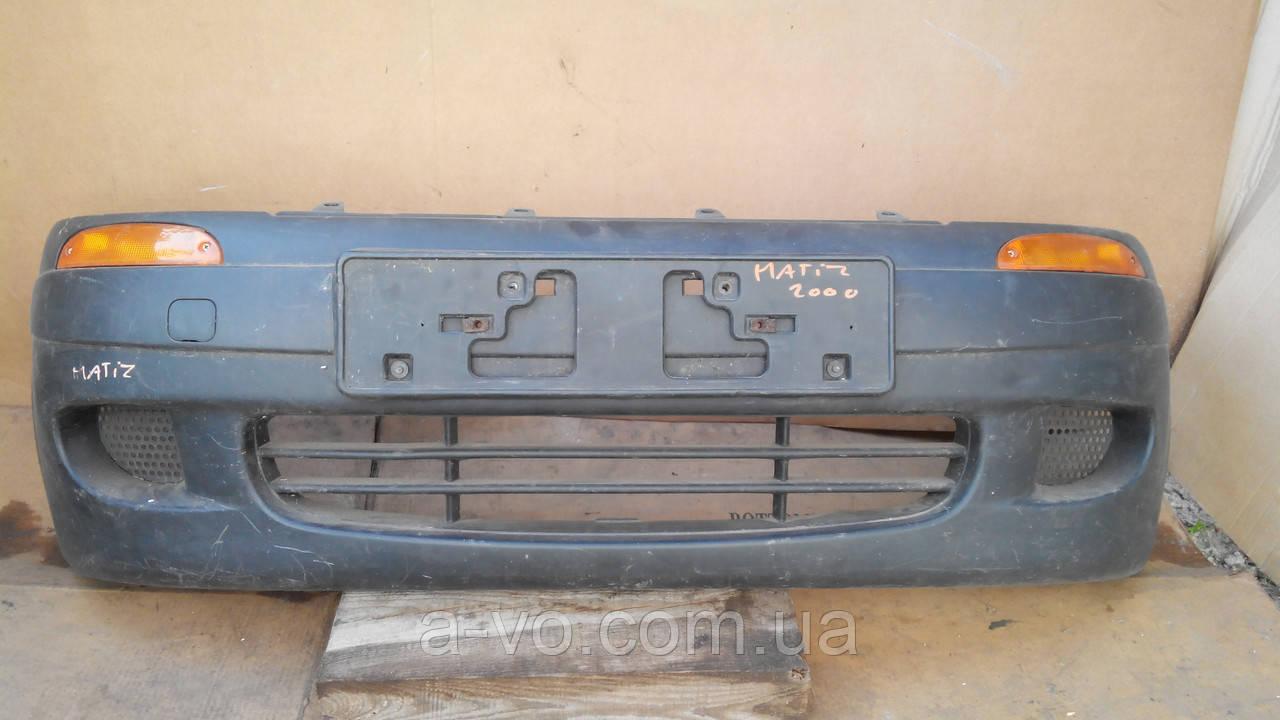 Бампер передний для Daewoo Matiz M100