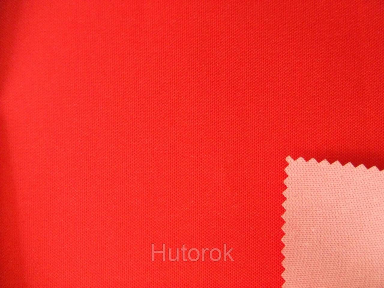 Палаточная ткань ПВХ D310 (красный)