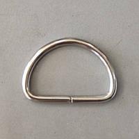 Полукольцо литое 40 мм никель
