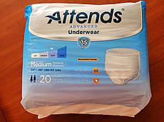 Подгузники-трусы для взрослых Attends, M размер