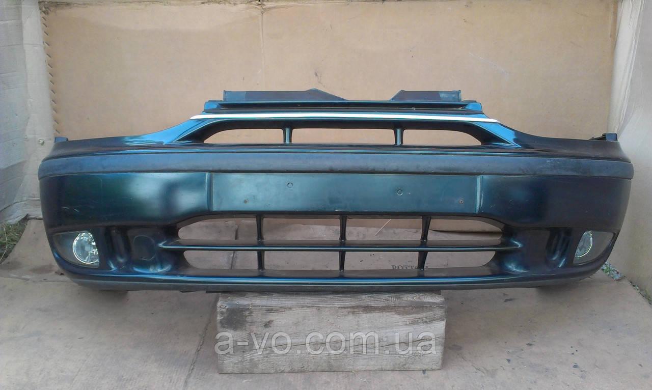 Бампер передний для Fiat Palio 1996-2001