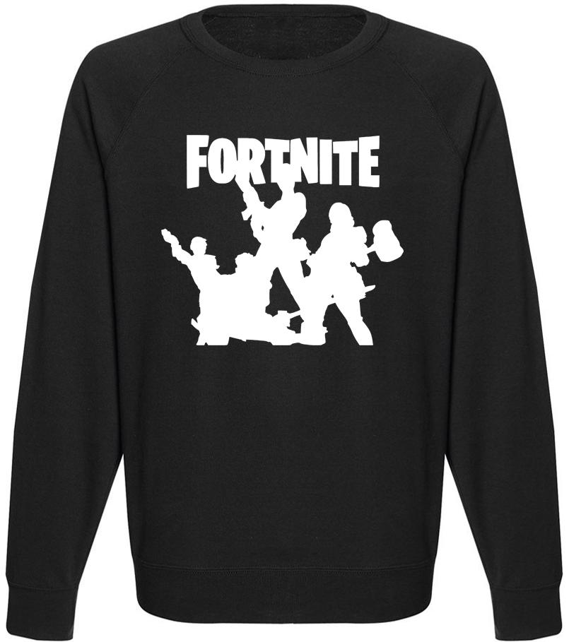 "Свитшот Fortnite Battle Royale ""Logo"""