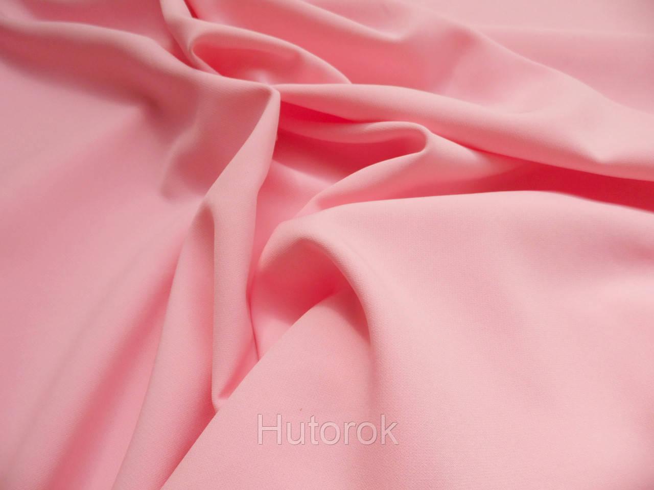 Креп костюмка Барби (розовый)