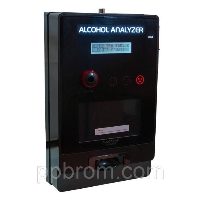 """Стационарный алкотестер для баров Alcoscan """"AL-4000"""""""