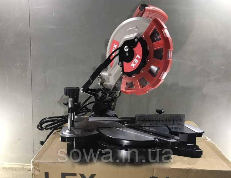 ✔️ Пила торцовочная LEX LXCM210     2100W
