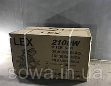 ✔️ Пила торцовочная LEX LXCM210  |  2100W, фото 3