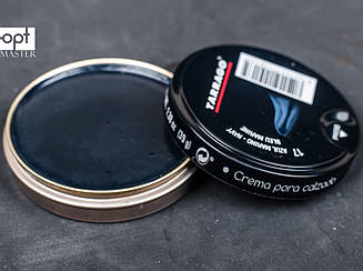 Крем-паста для обуви темно-синяя Tarrago Shoe Polish, 50 мл, TCL40(17)