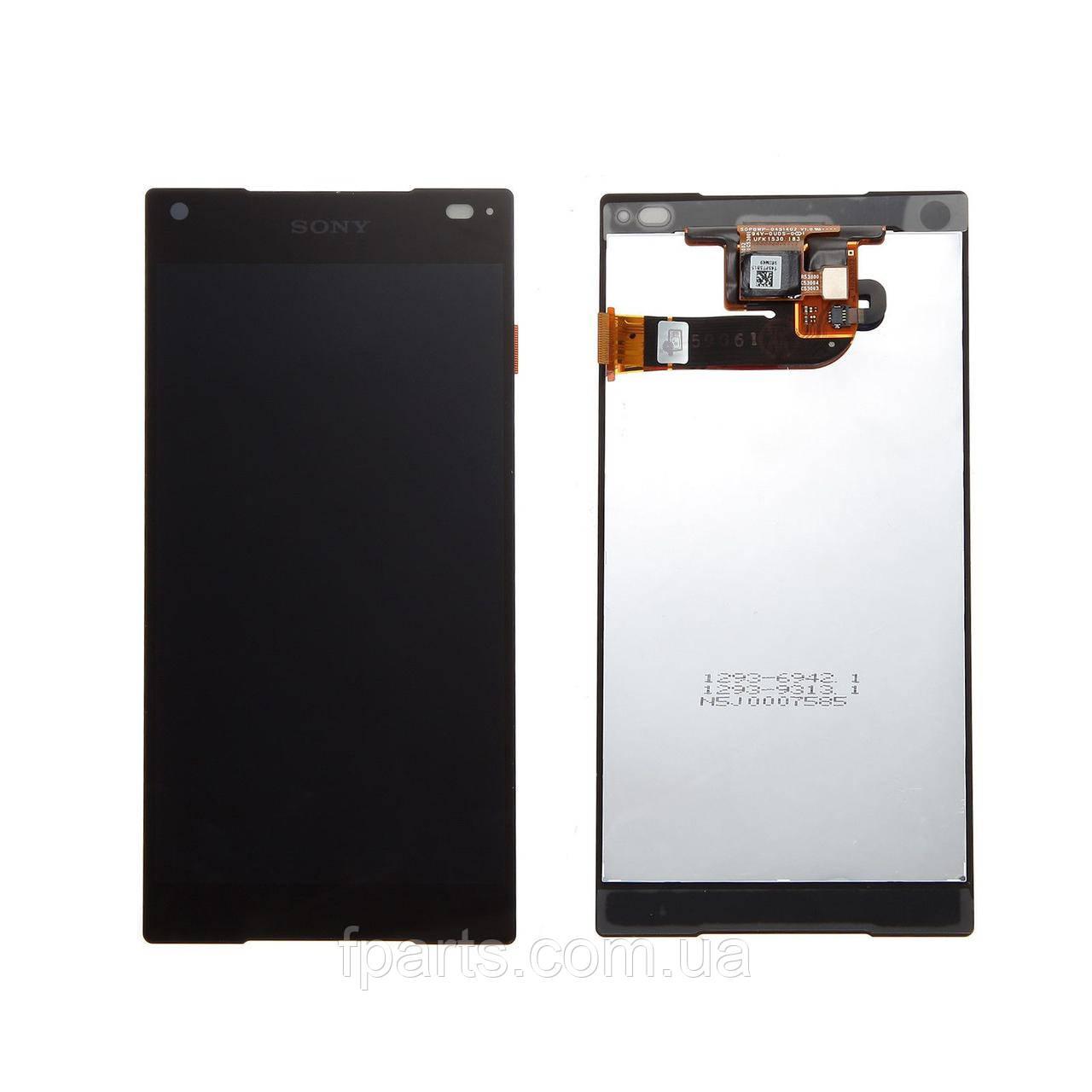 Дисплей для Sony Xperia Z5 Compact E5803, E5823 с тачскрином (Black)