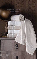 Полотенца банные, трикотажные, элитная серия, Pupilla Boni,  упаковка 6 штук