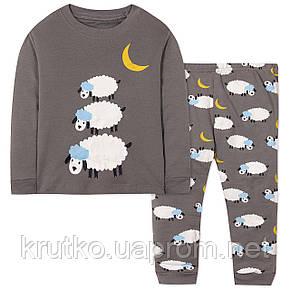 Пижама Овечки Wibbly pigbaby (95), фото 2