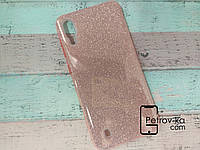 Чехол для смартфона Samsung M10 перелив розовый