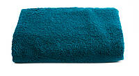 Махровое полотенце для рук и лица 50х90 см Бирюза Узбекистан