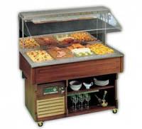 Прилавок холодильный Tecfrigo MURALE 6M