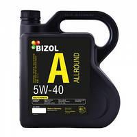 Масло BIZOL Allround 5W-40 5л. B85221