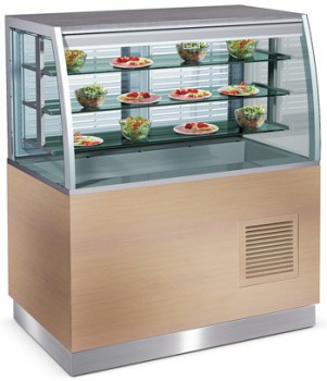 Витрина холодильная Enofrigo CERVINO РS 1400RFVT